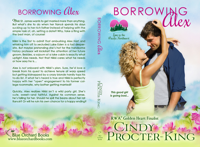 Borrowing Alex paperback cover