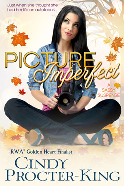 Picture Imperfect: A Sassy Suspense cover