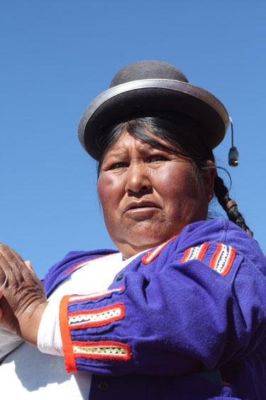 Peruvian people characteristics
