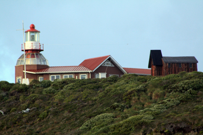 A view of the lighthouse with my zooms lens.